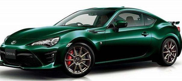 Toyota Siapkan Warna Baru untuk 86