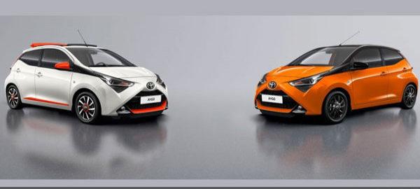 Dua Jagoan Mungil Toyota Bersolek, Eye Catching!