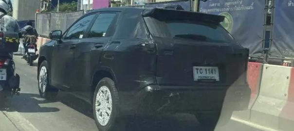 Rival Honda HRV Besok Toyota Luncurkan SUV Baru